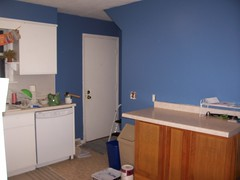 kitchen painted 2
