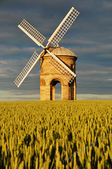 Oh No Not Another Photo Of That Bloody Windmill (JRT ) Tags: wood roof shadow wallpaper sky sun brick window glass windmill field stone clouds nikon arch shadows wheat hill sails sunny stormy crop lead warwickshire chestertonwindmill sooc platinumheartaward d300s johnwarwood flickrjrt