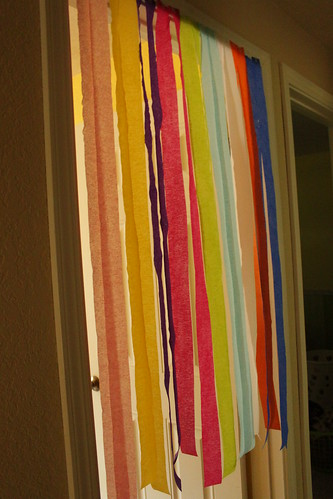 door streamers