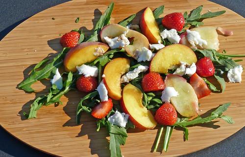 Fruchtiger Salat II