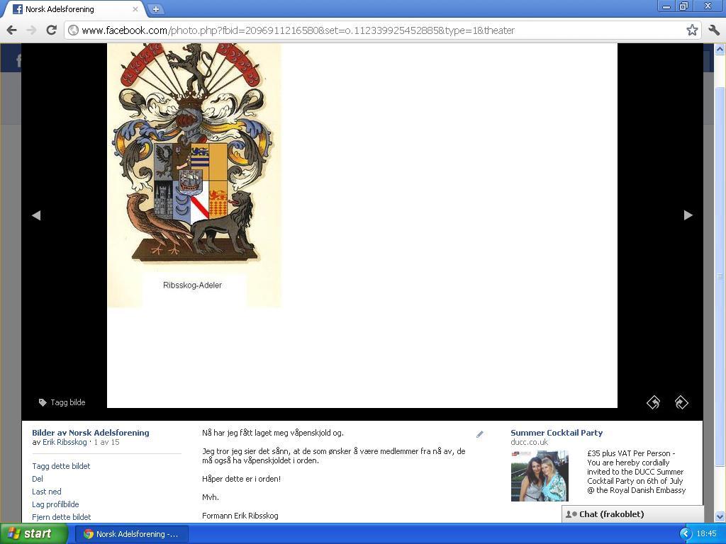 mer fra norsk adelsforening 1000