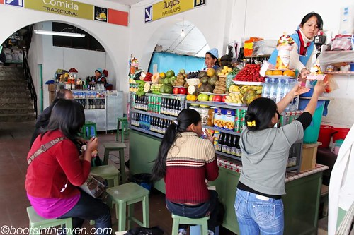 Fruit & Juice Stand