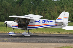 G-CFIA (QSY on-route) Tags: club aero lincon sturgate egcs gcfia 04062011