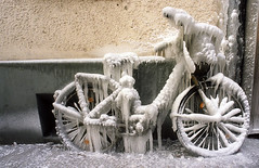 berlinwinter_10497de (michael_hughes) Tags: cold ice bike bicycle germany frost encrusted