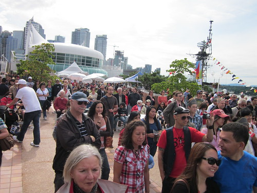 Canada Day at Canada Place (July 1st, 2011)