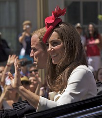 Will & Kate (Explored #482) (in the bag solutions) Tags: ottawa canadaday princewilliam royalvisit 2011 explored katemiddleton willkate dukeandduchessofcambridge