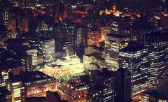 So Paulo from above. (Eduardo Berthier) Tags: city cidade brazil brasil night canon buildings photography rebel 50mm lights downtown sopaulo centro aerial noite luzes area prdios 550d fotografiaarea t2i kissx4 eduardoberthier