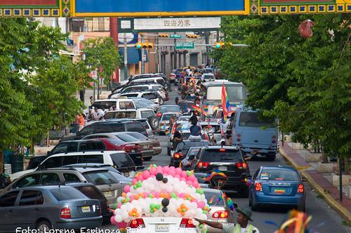 Gran desfile