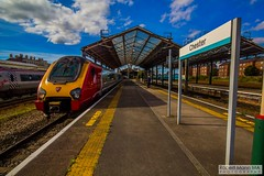 ChesterRailStation2016.09.22-12 (Robert Mann MA Photography) Tags: chesterrailstation chesterstation chester cheshire chestercitycentre trainstation station trainstations railstation railstations arrivatrainswales class175 class150 virgintrains class221 supervoyager class221supervoyager merseyrail class507 city cities citycentre architecture nightscape nightscapes 2016 autumn thursday 22ndseptember2016 trains train railway railways railwaystation
