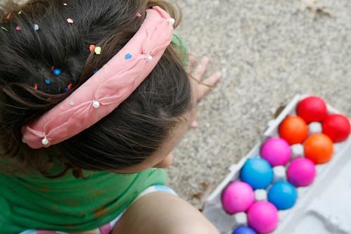 egg confetti
