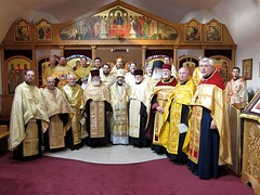 Sunday of Orthodoxy in Wantage, NJ