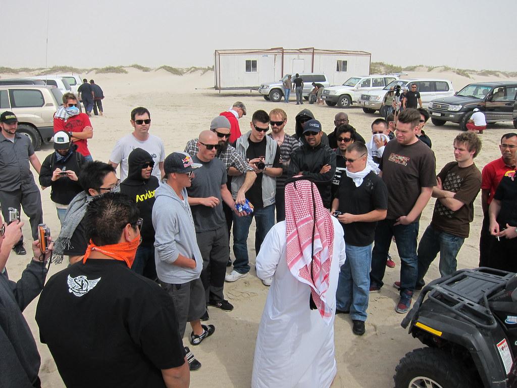 Formula D Qatar XDC Irwindale Mar 2011 100
