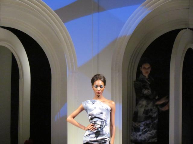 Vanessa G Catwalk show