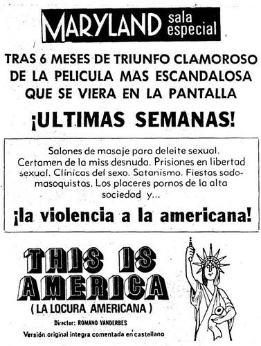 La Locura Americana