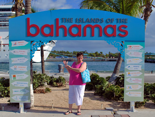 Barb Welcomes You to the Bahamas!