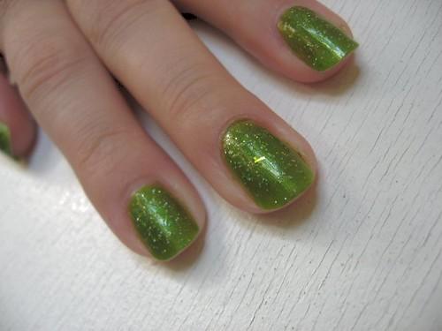 jordana 971 Green Glitz 2