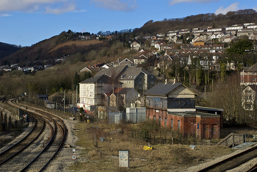Pontypridd Signal Box