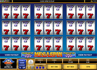 Megaspin Fantastic Sevens slot game online review