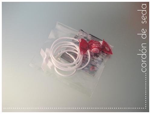 5 cordón de seda