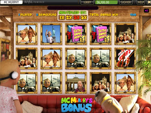 free The Mc Murphy's slot bonus feature 1
