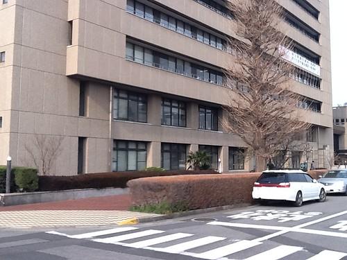 21iPad2 Urawa City Hall