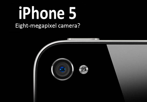 iphone-5-8MP Camera