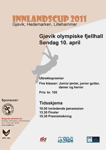 Innlandscup Gjøvik 2011