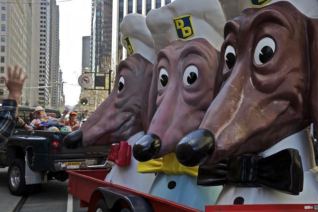 Doghead Triumvirate