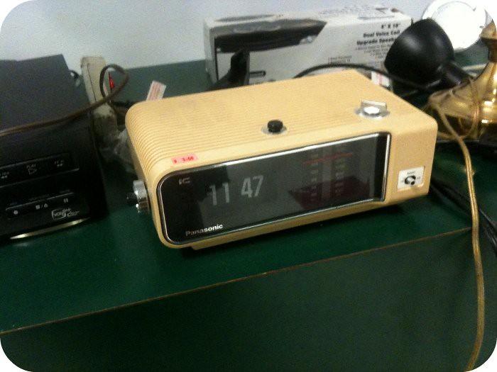 clockradio