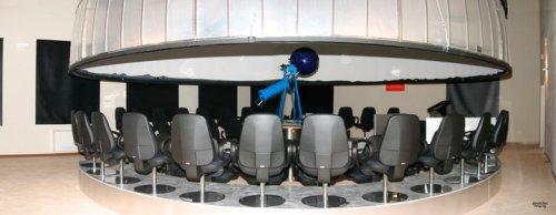 Balì - Sala Planetario