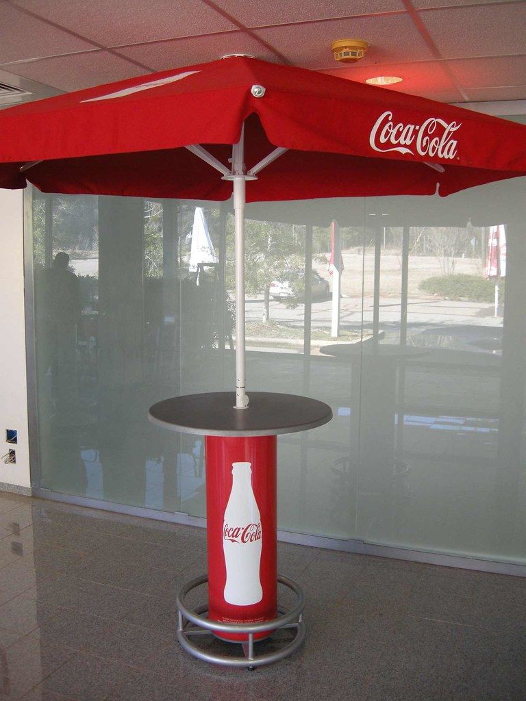 Coke C with Table