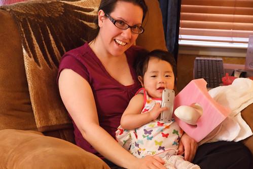 First Surgery - April 6, 2011