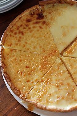 swiss cream tart