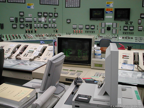 Fukushima 1 Nuclear Power Plant_13