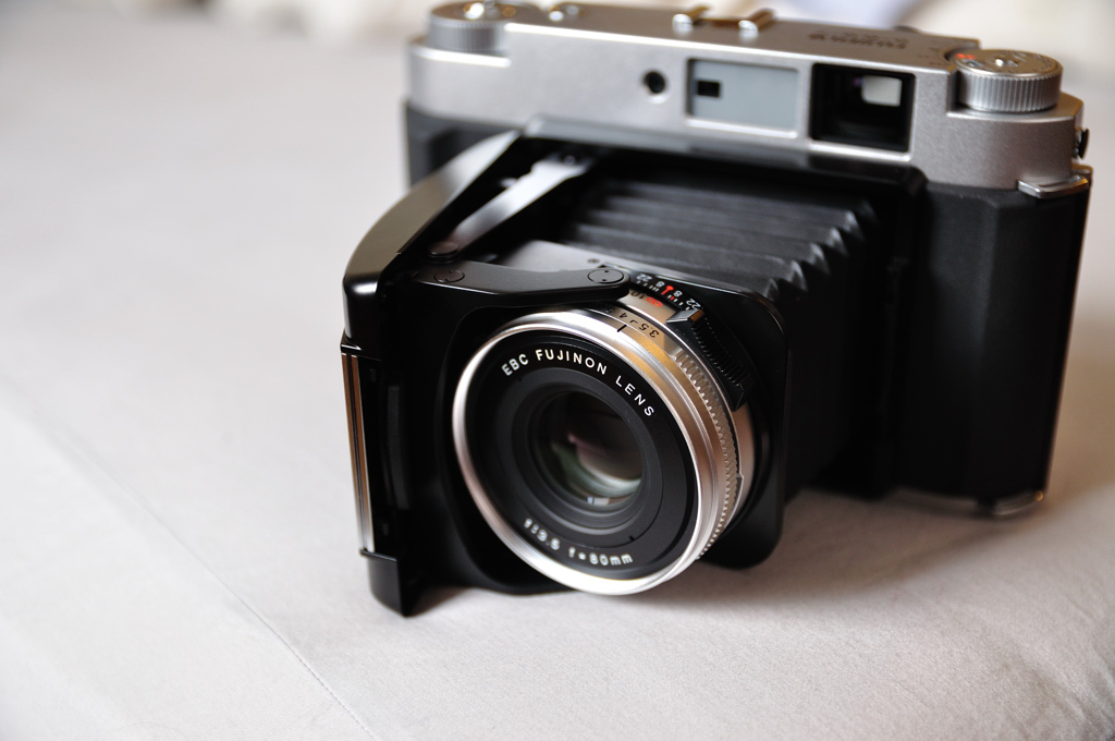 my Fujifilm GF670