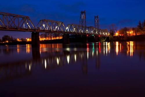 Day - 463 The old railroad bridge