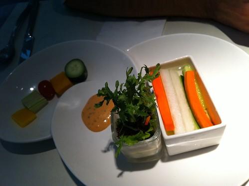 時蔬棒沙拉