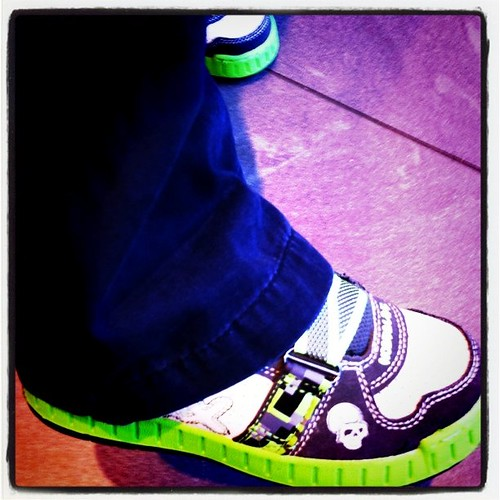 Project 365 99/365: My son got the cutest new shoes yesterday. They are Sketchers. He picked them out himself.