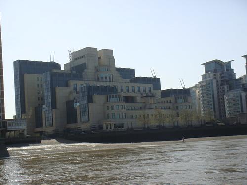 Cuarteles del MI6