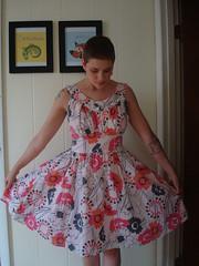 bday dress!
