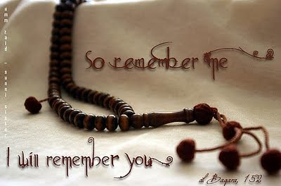 Remember Allah and Trust Him the Most