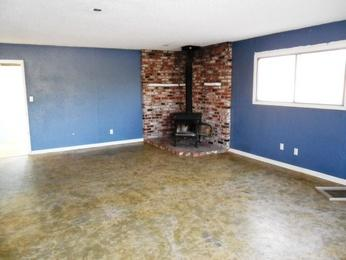 Wood Burning Stove in Great/Family Room