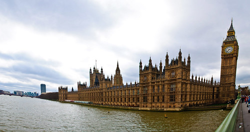 House of Parliament Pano