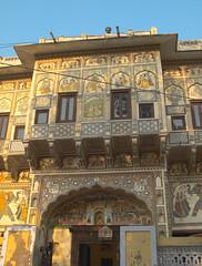 IMG_9556_57_58 (xsalto) Tags: houses maisons painted inde mandawa peintes