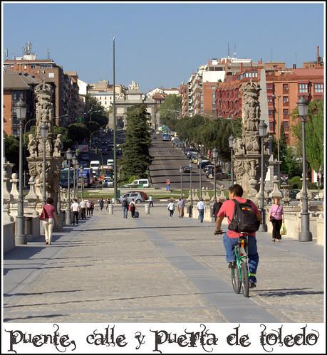 en el barrio de la Arganzuela de Madrid