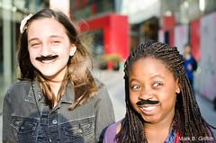 The Mustache Girls