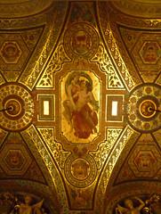 Garnier's Paris Opéra, Ceiling Mosaic