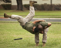 Top-level Marine instructors use martial arts workshop to renew, re-certify ethical warriors [Image 3 of 3]