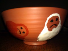 sad tea bowl?