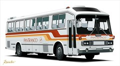 Isuzu - PANTRANCO (pantranco_bus) Tags: illustration design graphics drawing manila baguio tours vector cubao quezoncity isuzu tarlac pantranco pnei philippinesbuses provincialbus pantranconorthexpressinc